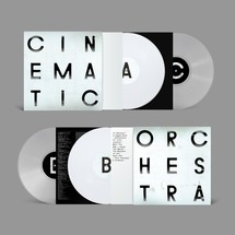 The Cinematic Orchestra - To Believe (Limited White/ Clear Heavyweight 2LP+MP3) [2LP]