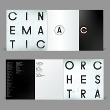 The Cinematic Orchestra - To Believe (Heavyweight 2LP+MP3) [2LP]