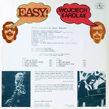 Wojciech Karolak - Easy! [LP]