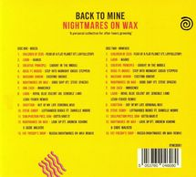 Nightmares On Wax - pres. Back To Mine