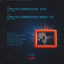 "REM - Computer Communications [12""]"