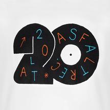 Koszulka - Asfalt 20 - biała [t-shirt]