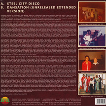 "Steel City Connection - Steel City Disco [12""]"