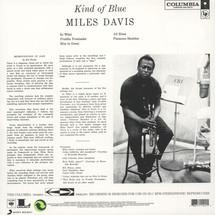 Miles Davis - Kind Of Blue (Blue Vinyl Edition) [LP]