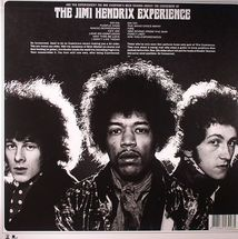The Jimi Hendrix Experience - Are You Experienced (US Version) [LP]