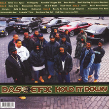 Das EFX - Hold It Down (Limited Colored Vinyl Edition/ 180g) [2LP]