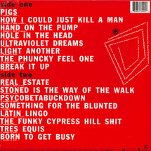 Cypress Hill - Cypress Hill [LP]