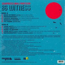 Sean Price & Small Professor - 86 Witness [LP]