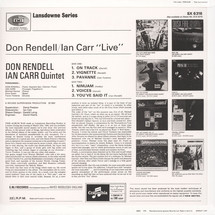 The Don Rendell - Live [LP]