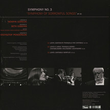 Beth Gibbons & The Polish Radio Orchestra - Henryk Górecki: Symphony No. 3 (LP+MP3) [LP]