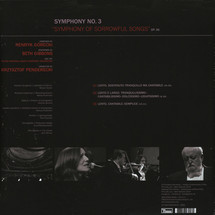 Beth Gibbons & The Polish Radio Orchestra - Henryk Górecki: Symphony No. 3 (LTD LP+MP3+DVD) [LP+DVD]