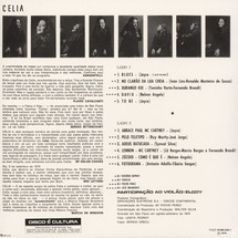Celia - Celia [LP]