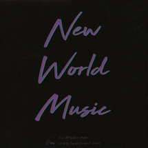New World Music - Intellectual Thinking [LP]