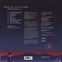 Mark De Clive-Lowe - Heritage II [LP]