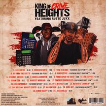 Ruste Juxx - King Of Crime Heights [2LP]