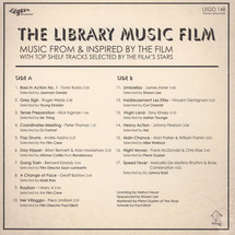 VA - The Library Music Film OST [2LP]
