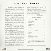 Dorothy Ashby - Dorothy Ashby [LP]