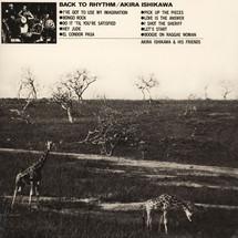 Akira Ishikawa - Back To Rhythm [LP]