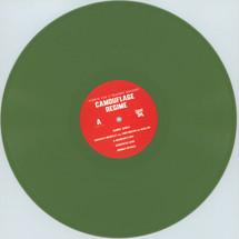 Vinnie Paz / Tragedy Khadafi - Camoflauge Regime (Green Vinyl Edition) [LP]