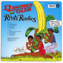 Roots Radics - 12 Inches Of Dub (Coloured Vinyl LP) (RSD 2019) [LP]