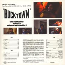 Johnny Pate - Bucktown [LP]