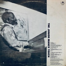 Junior Mance - The Junior Mance Touch [LP]