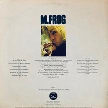 M. Frog - M. Frog (Promo) [LP]