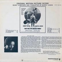 Quincy Jones - They Call Me Mr Tibbs [LP]