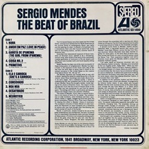 Sergio Mendes - The Beat Of Brazil [LP]