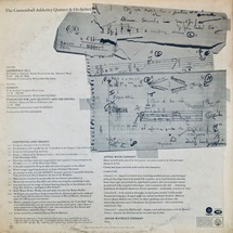 The Cannonball Aderrley Quintet - The Cannonball Aderrley Quintet And Orchestra [LP]