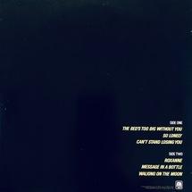 """The Police - Radio Sampler [12""""]"""