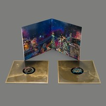 Flying Lotus - Flamagra (Gatefold Cover/ Black Vinyl 2LP+MP3) [2LP]