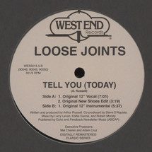 "Loose Joints - Tell You (Today) [12""]"