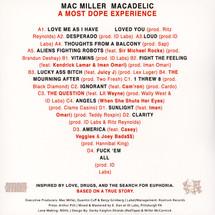 Mac Miller - Macadelic [2LP]