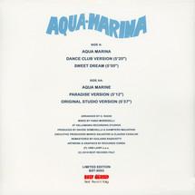 """The Countach - Aqua Marina [12""""]"""