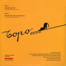 """Topo - Ba Ba Go Go [12""""]"""