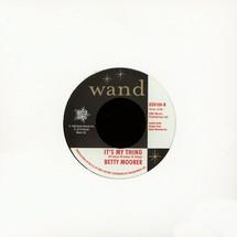Betty Moorer - Speed Up/ It