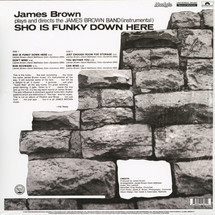 James Brown - Sho Is Funky Down Here (RSD)
