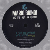 "Mario Biondi - This Is What You Are [12""]"