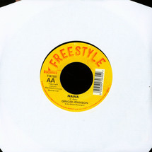"Ginger Johnson & His African Messengers - Witchdoctor/ Nawa [7""]"