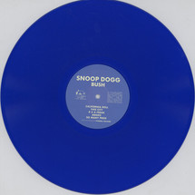 Snoop Dogg - Bush (Blue Vinyl Edition) [LP]