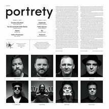 Michał Bryndal - Portrety (180g/ Black Vinyl Edition) [LP]