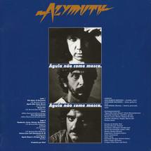 Azymuth - Aguia Nao Come Mosca [LP]