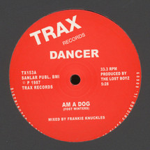 "Dancer - Am A Dog [12""]"