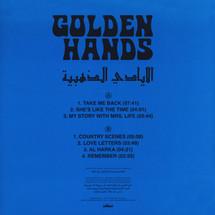 Golden Hands - Golden Hands [LP]