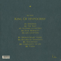 Ketiov - King Of Hypocrisy [LP]
