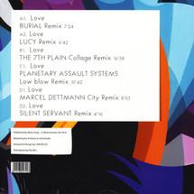Luke Slater - Love Remixes (2LP+MP3) [2LP]