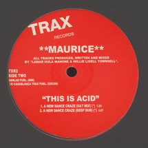 "Maurice - This Is Acid [12""]"