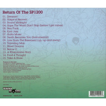 Pete Rock - Return Of The SP1200