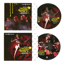 "Ghostface Killah - Twelve Reasons To Die II (Serato Picture Disc) [2x7""]"
